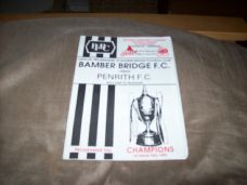 Bamber Bridge v Penrith, 1992/93 [TFT]